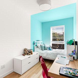 Trendy kids' room photo in New York
