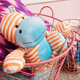 Kids' room - transitional kids' room idea in San Francisco