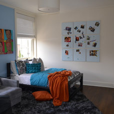 Eclectic Kids by Perceptions Interiors