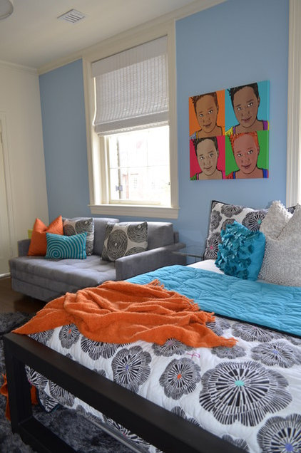 eclectic kids by Perceptions Interiors by J. Allen