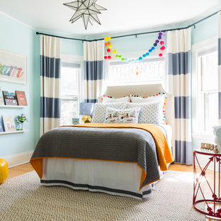 A Vintage Nautical Boy's Room