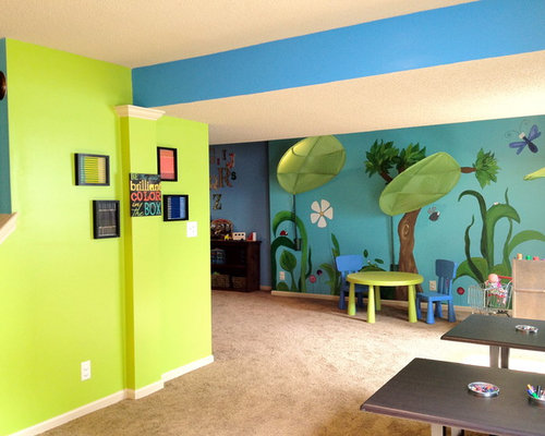 Home Daycare Design Ideas: Eco-Healthy And Organic In-Home Childcare Space