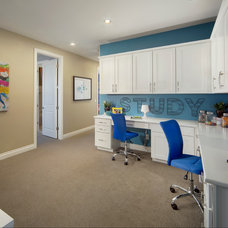 Transitional Kids by Meritage Homes