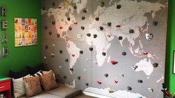 Active Boys' Bedroom