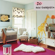 Kids add sheepskin