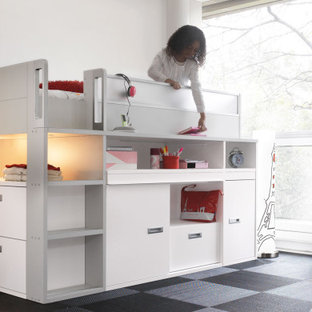 Add Zing to Your Child's Room with Dimix Bunk Bed by Gautier