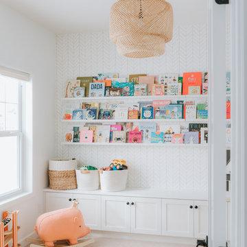Adorable Children's Playroom in Victoria, Minnesota