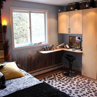 African theme kid bedroom