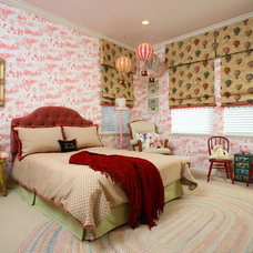 Traditional Kids by SUZANNE MYERS - ELITE INTERIOR DESIGN
