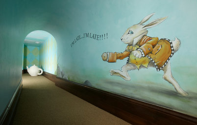 Space We Love: Down the Rabbit Hole