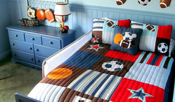 All Star Sports Themed Room