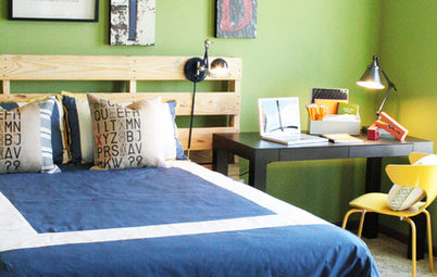 Salvage Style: Reinvent Shipping Pallets