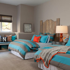 Transitional Kids by Ashley Campbell Interior Design