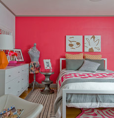 eclectic kids by Ana Donohue Interiors
