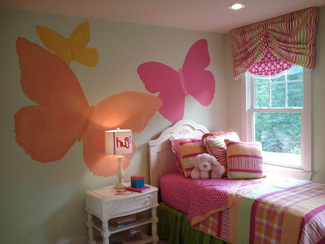Contemporary Kids by Anita Roll Murals