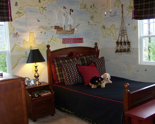 Pirate Themed Houzz - Kids pirate bedroom furniture