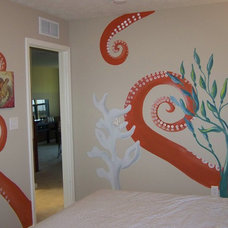 Eclectic Kids by Anita Roll Murals