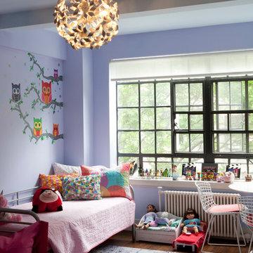 Apartment combination, NYC