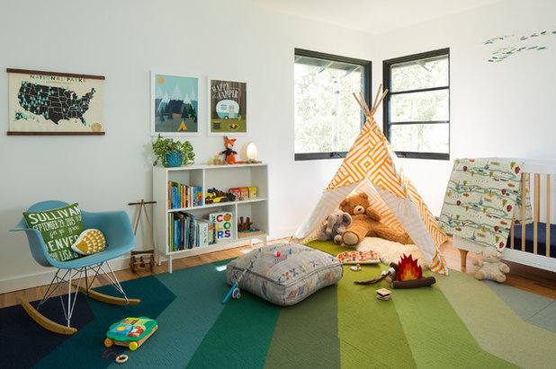 Midcentury Kids by Factor Design Build
