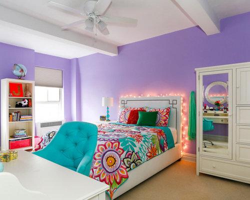 Ide rangement chambre on les rangements invisibles dans une tte de lit view images d coration for Grande chambre fille