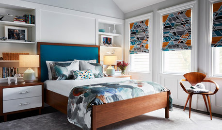 On Trend: Fabrics Inspired by Abstract Art