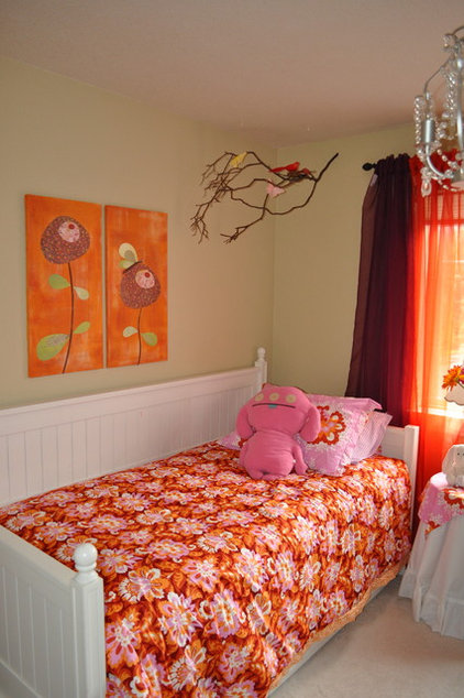 eclectic kids Ash's Room