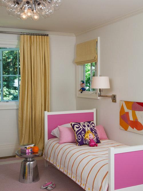 Usable Swing Girls Bedroom | Houzz