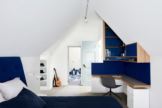 Scandinavian Kids by Windust Architecture x Interiors