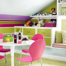 Eclectic Kids by Kara Cox Interiors