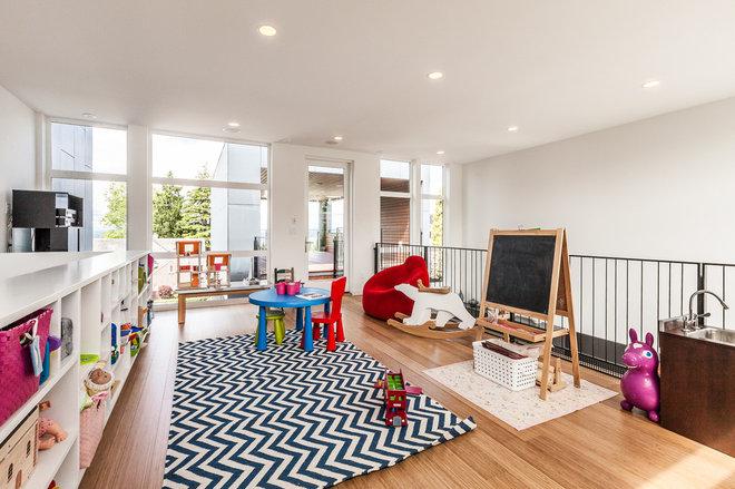 Contemporary Kids by Chris Pardo Design - Elemental Architecture