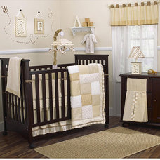 Traditional Kids Baby Cox Nursery