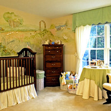 Traditional Kids by Finesse! interiors