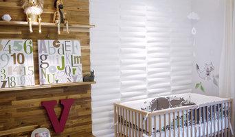 Baby Victor's Mordern Nursery