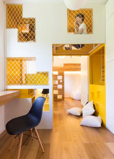 Contemporaneo Bambini by Архитектурная студия Ruetemple