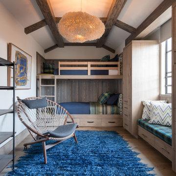 Balboa Peninsula Jack & Jill Room