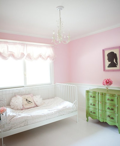 Shabby-chic Style Kids by Found Design