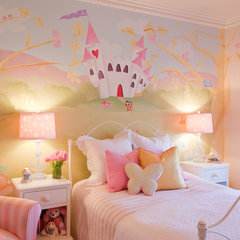 traditional kids by Amanda Austin Interiors