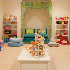 eclectic kids by Amanda Austin Interiors