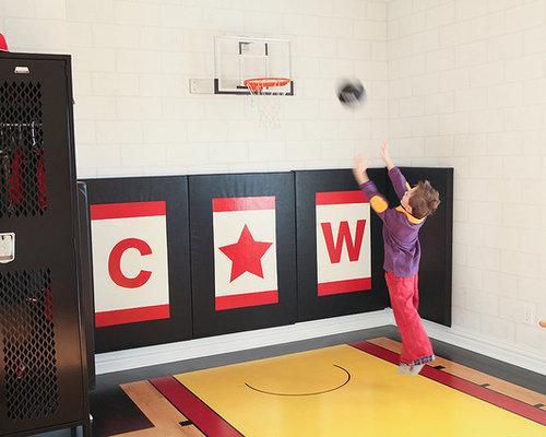 wall mount basketball hoops