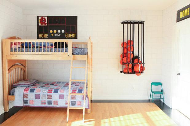 Spannung, Spiel & Spaß! 7 Kinderzimmer für Sportskanonen