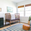 Beachy Baby Rooms Inspired by the Seaside
