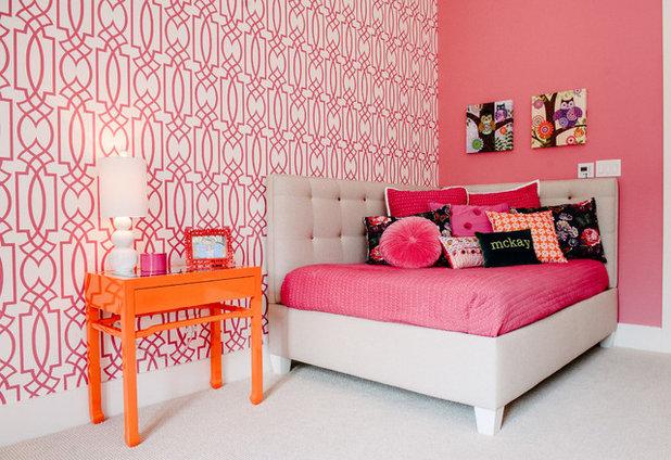 Camera da letto rosa: guida al colore