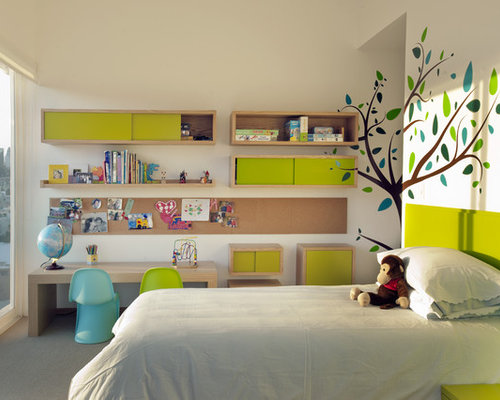 Painting kids room design ideas remodel pictures houzz for Houzz kids room