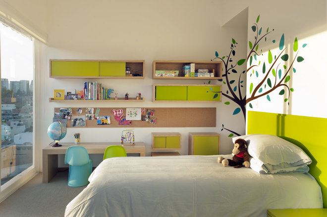 Eclectic Kids by vgzarquitectura y diseño sc