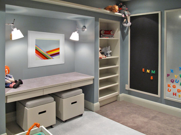 Contemporary Kids by BARRETT STUDIO architects