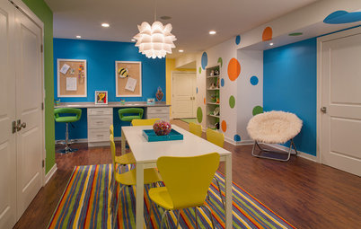 Basement of the Week: Fun for All Ages in Connecticut