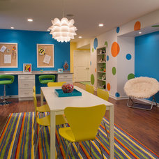 Contemporary Kids by Grande Interiors