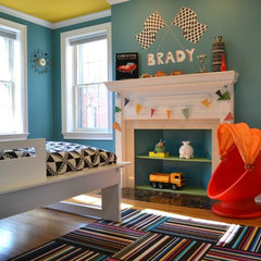 contemporary kids by colorTHEORY Boston