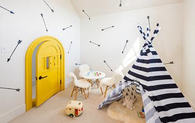 11 eksempler: Små børneværelser med plads til det hele