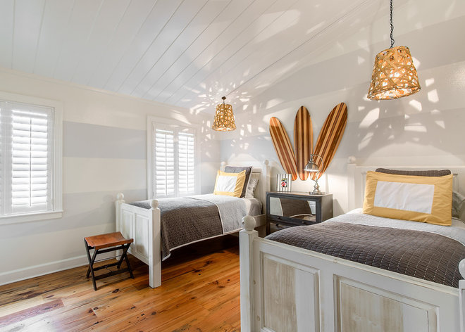 Contemporary Kids by Beach Chic Design